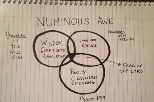 Numinous Awe
